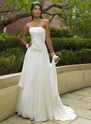 Свадебное платье, модель N HK00019.