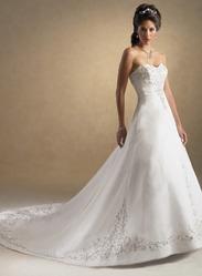 Свадебное платье, модель N HK00016.