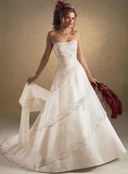 Свадебное платье, модель N HK0002.
