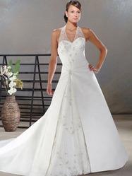 Необычная свадебное платья, модель N HK00149.