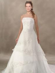 Свадебное платье, модель N HK00137.