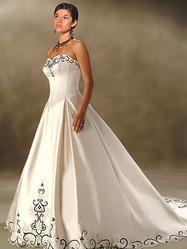Свадебное платье, модель N HK00128.