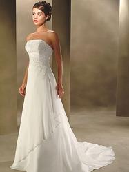 Свадебный наряд, модель N HK00132.