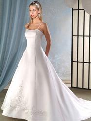 Красивое свадебное платье, модель N HK00169.