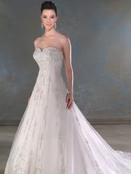 Элегантное свадебное платье, модель N HK00171.