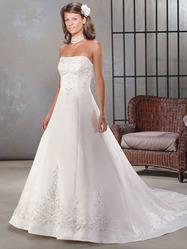 классическое свадебное платье, модель N HK00151.