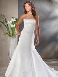 Свадебное платье, модель N HK00157.