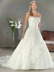 Свадебное платье, модель N HK00156.