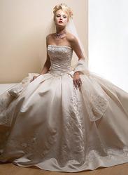 Свадебные платья люкс , модель N HK00434