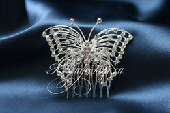 87 Гребень-бабочка
