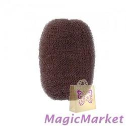 Вкладка-валик коричневый Comair, d 7 см, длина 11см (3040039)