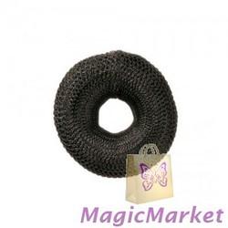 Вкладка-бублик черный Comair, d 8 см (7000871)